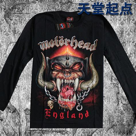Tshirt Heavy Metal sleeve t shirt heavy metal motor motorhead band sleeve and sleeve t