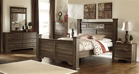 full size bed set bedroom good looking ashley furniture full size bedroom