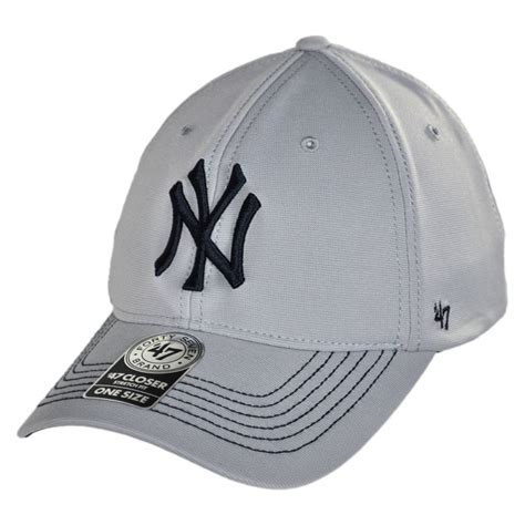 47 brand new york yankees mlb gt closer fitted baseball