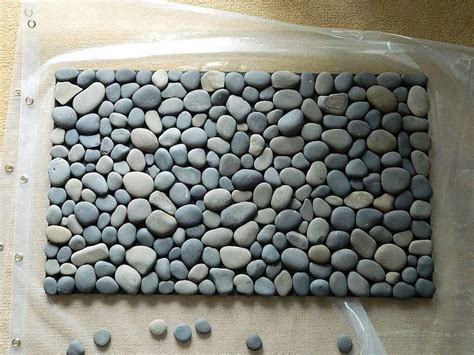 Bathroom Mat Ideas fantastic diy stone floor mat free guide and tutorial