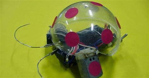 membuat robot kumbang sederhana wirayasa prajadhita cara membuat robot sederhana robot