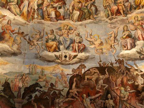 santamaria fiore file santa fiore cupola fresco detail jpg
