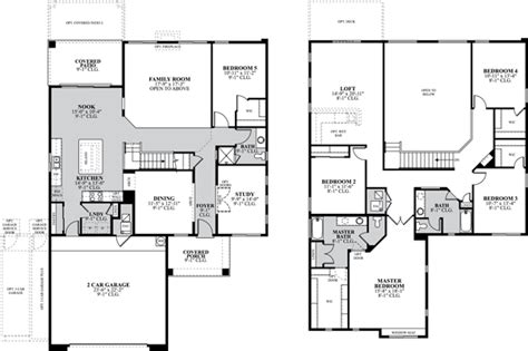 dr horton floor plans albuquerque