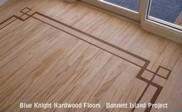 Blue Knight Hardwood Floors :: Bonnett Island Project Gallery