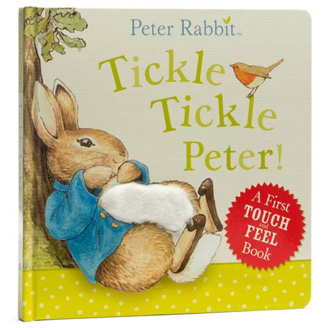 rabbit books book rabbit tickle tickle touch feel