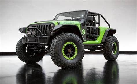 Jeep Wrangler Trailcat Concept   Mopar Blog
