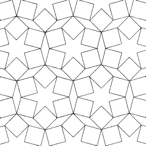 islamic mosaic coloring pages islamic patterns colouring sheets i7png picture picture