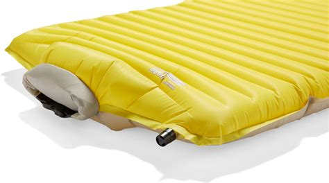 C Mat Sleeping Pad therm a rest expands speedvalve line the gearcaster