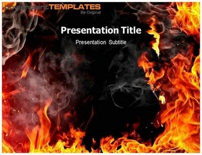 powerpoint templates free download fire fire powerpoint templates http www