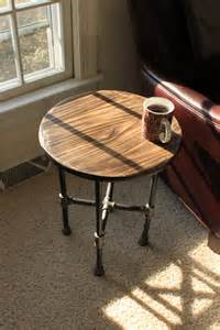 Iron Pipe Furniture Items Similar To Hand Scraped Industrial Iron Pipe Table