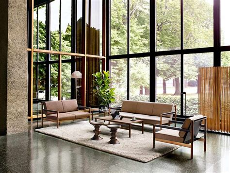 millers mid century modern living living and lounge herman miller collection like this www homescapes sd com staging