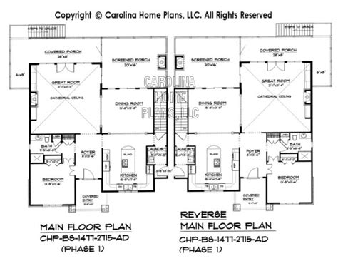 expandable floor plans phased construction house plans construction home plans