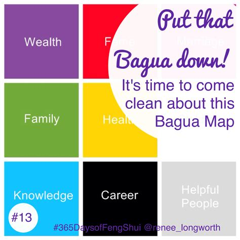 way feng shui put that bagua map down and step away slowly