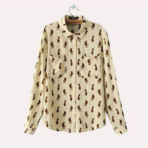 shirt pattern for ladies patterned shirts womens artee shirt