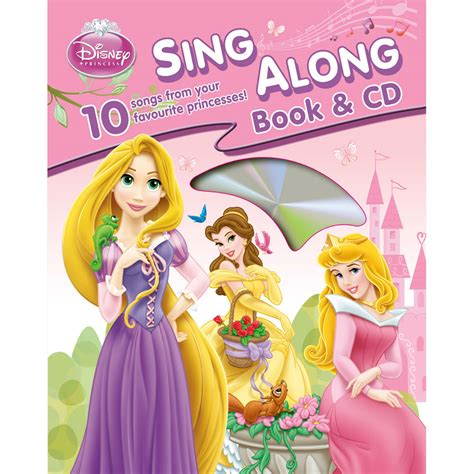 Animal Songs Sing Along Songs Sound Book disney princess sing along book with cd by disney sound books at the works