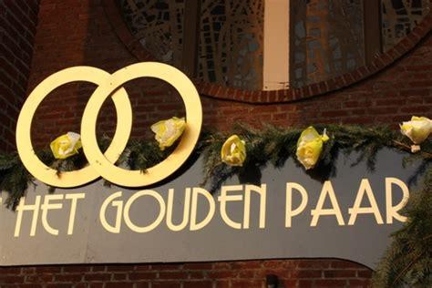 25 jaar getrouwd brons zilver goud het huwelijksjubileum plazilla