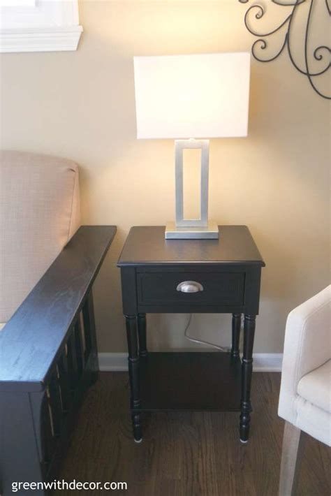 tj maxx coffee table green with decor family room reveal before and after