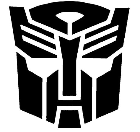 svg symbol pattern transformers autobots symbol by graffitiwatcher on