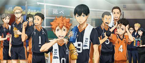 Kalender Poster Kuroko No Basket And Haikyuu haikyuu furudate haruichi image 1704428 zerochan