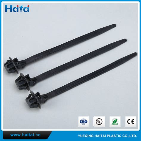 haitai wiring accessories heat resisting black 66