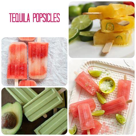 tequila popsicles 52 kitchen adventures