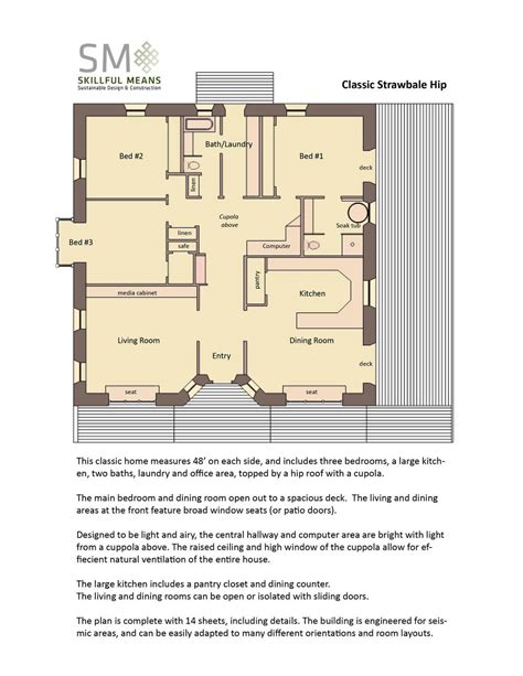 Classic House Plans by Classic Square House Plan Skillful Means Design Build