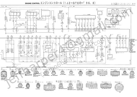 1jz electrical diagram manufactured home electrical wiring