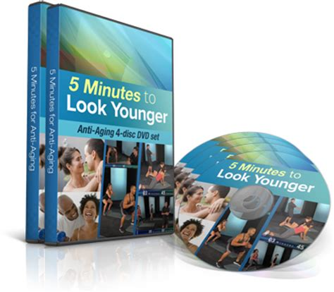 Your Look Younger In 20 Minutes 2 5 minutes to look younger