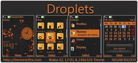 nokia x2 02 god themes download droplets theme for nokia x2 00 c2 01 2700 x2 05 240