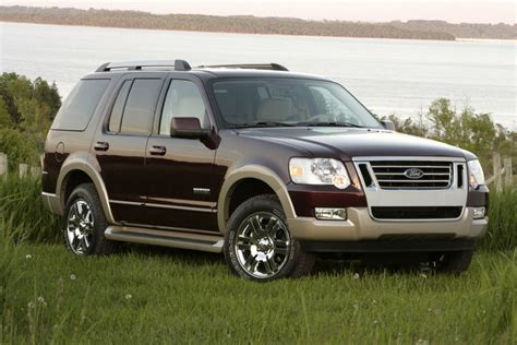 ford explorer 2009 2009 ford explorer eddie bauer picture pic image