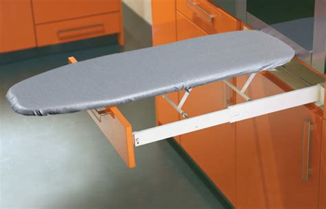 Built In Ironing Board Drawer by Hafele Ironfix 174 Ironing Board Built In In The H 228 Fele