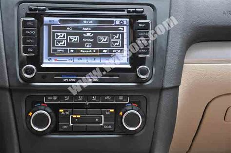 witson vw golf 6 car dvd player with bluetooth gps canbus air conditioner parking assist