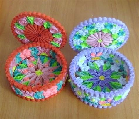 Craft Paper Designs - 3d paper quilling creative ideas projects ideas