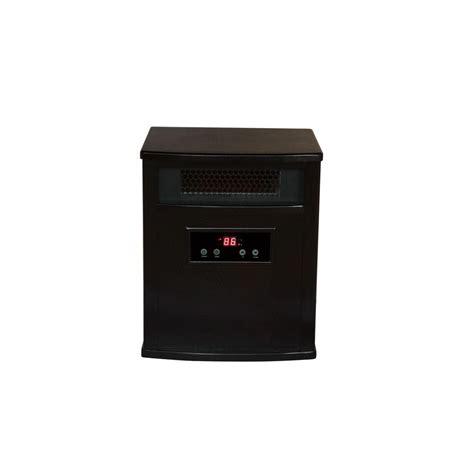 american comfort heater american comfort 1500 watt portable infrared heater solid