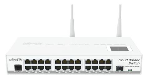 Mikrotik Routerboard Crs125 24g 1s 2hnd