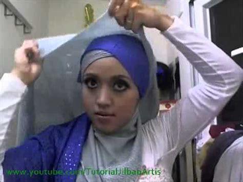 tutorial jilbab muslimah tutorial jilbab terbaru by anggun muslimah 2 youtube