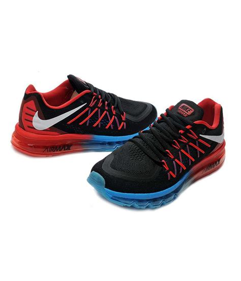 nike air max  black running shoes giantfangcouk