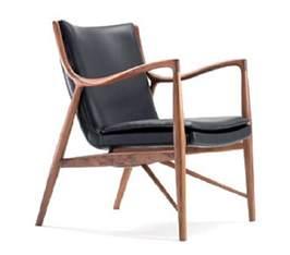 Genuine Leather Sofas by Finn Juhl Lounge Chair 45 Cahir Design Lounge