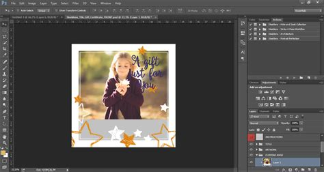adobe photoshop card templates how to use the sleeklens photography templates for adobe