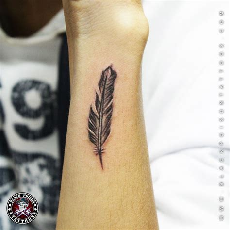 1000 ideas about small feather tattoos on tattoos feather ear and