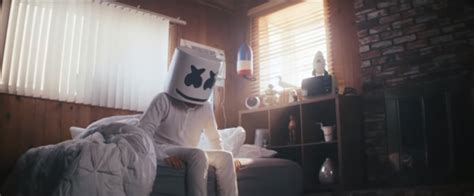 marshmello alone marshmello releases quot alone quot music video fires back at