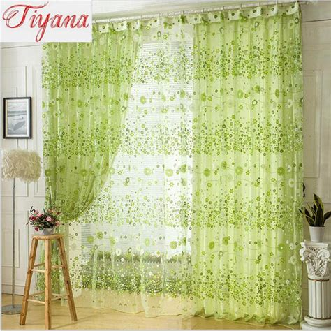 270cm high 2015 hot sale american original single yellow popular yellow sheer curtains buy cheap yellow sheer