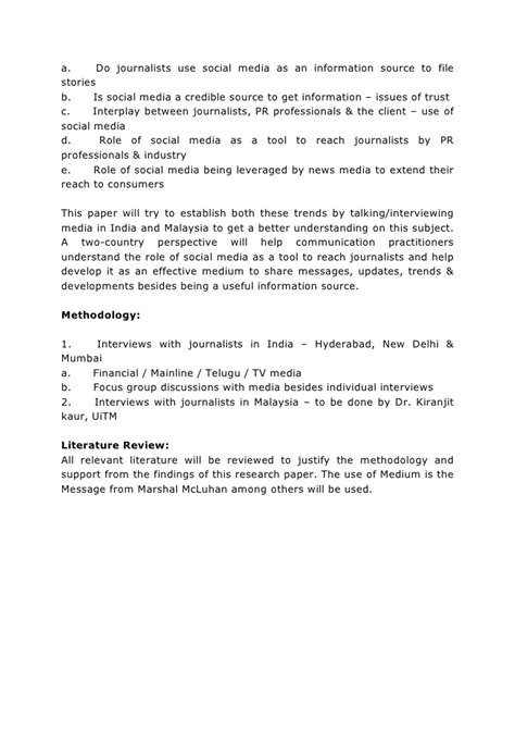 thesis abstract for communication amic research paper abstract