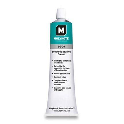 Molykote Bg 20 Molycote Bg20 Grease dow corning molykote bg 20 high performance synthetic