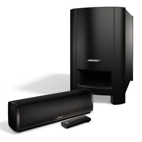 bose cinemate  home theater speaker system  volts