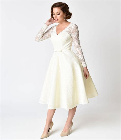 Retro Fashion Vintage Wedding Dresses by 50s Wedding Dress 1950s Style Wedding Dresses Rockabilly