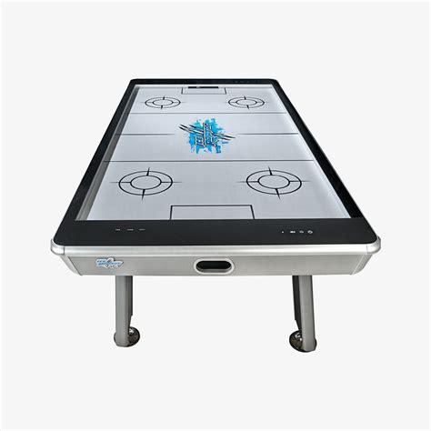 8 air hockey table hjar8 hj 174 8 raptor air hockey table