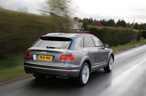 bentley bentayga review  autocar