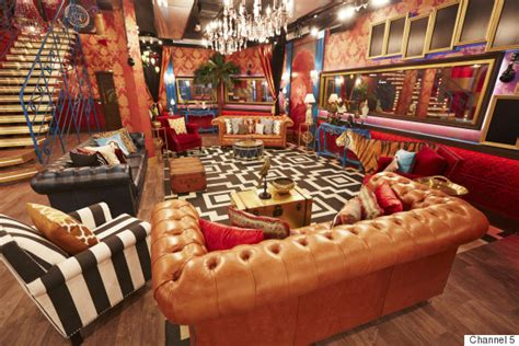 big brother sofa celebrity big brother 2016 first look at the house s