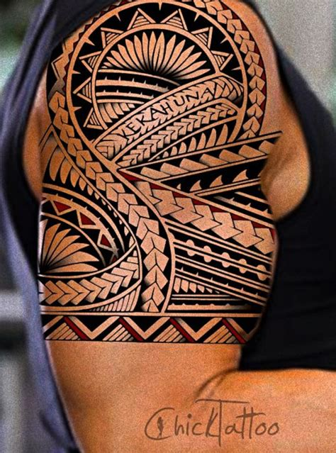 40 polynesian tattoo designs for men and women 360wango